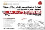 Word/Excel/PowerPoint 2003三合一办公应用